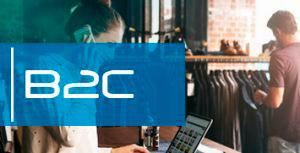 Baner b2c prestashop ERP software de gestión para empresas en Galicia