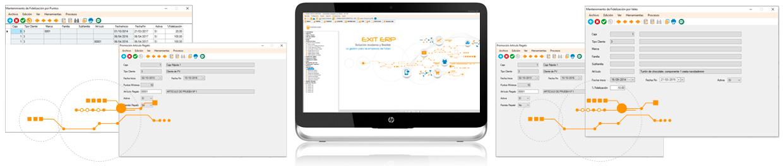 ERP software de gestión para empresas en Galicia Fidelización 1