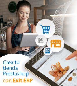 Baner prestashop móvil ERP software de gestión para empresas en Galicia